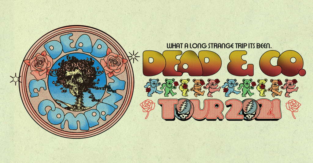 Dead & Company – October 29th, 30th and 31st