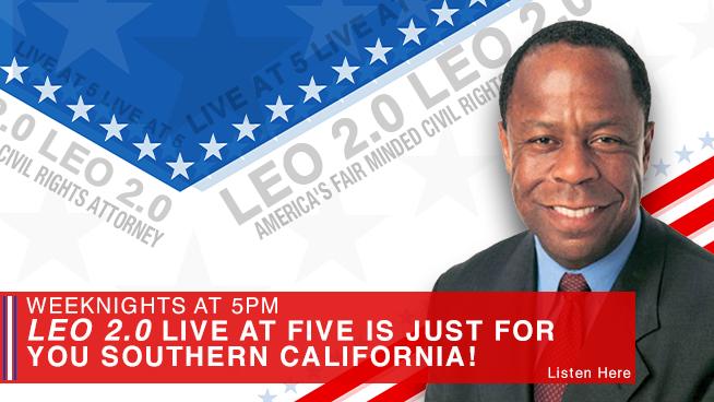Leo Terrell 2.0 Live at Five