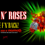 Guns N' Roses with special guest Mammoth – August 19