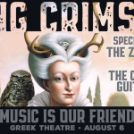 King Crimson with The Zappa Band – August 6th, 2021