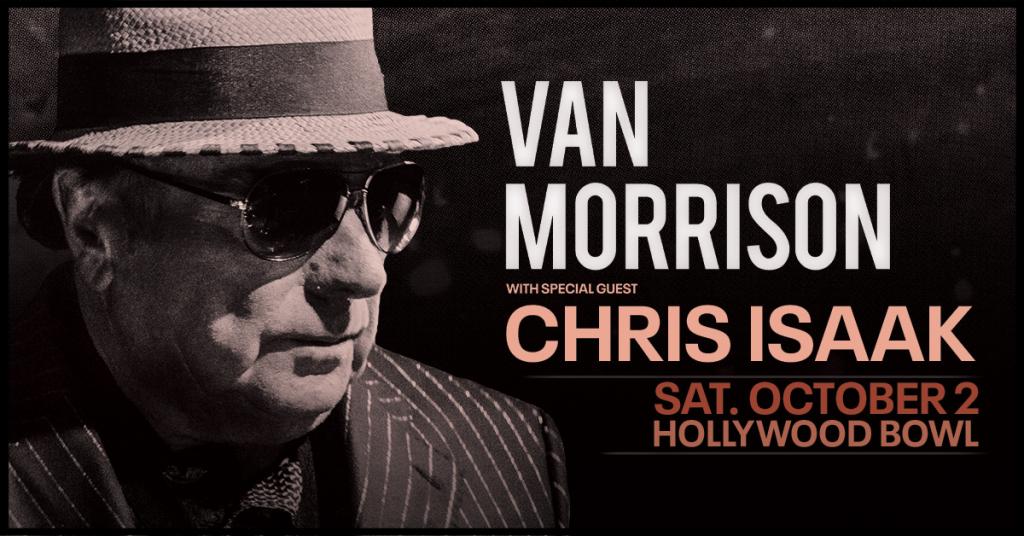 Van Morrison – October 2nd, 2021