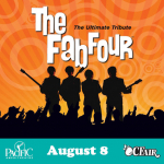 The Fab Four 50th Anniversary of Let it Be – August 8th, 2021 at 8:30PM