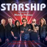 Starship featuring Mickey Thomas – January 29, 2022