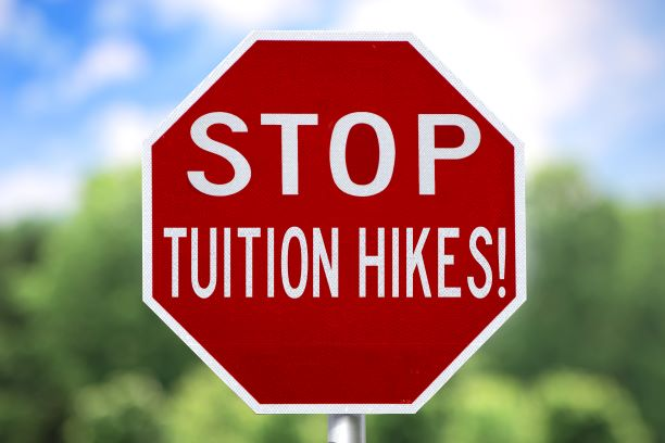 University of California regents have approved tuition increase at the system's ten campuses.