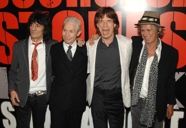 The Rolling Stones Schedule New Show In Los Angeles