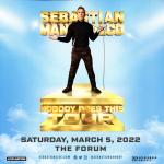 Sebastian Maniscalco – March 5th, 2022