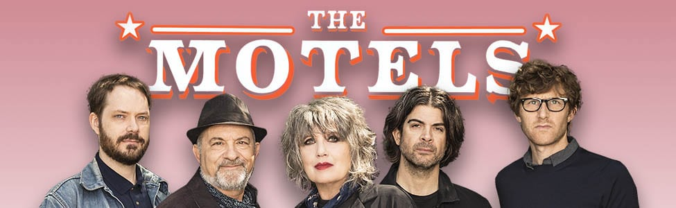 The Motels – October 22, 2021