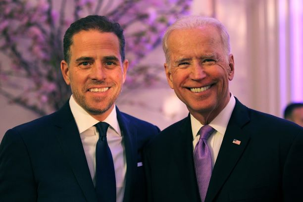 Influence On Sale? Hunter Biden's Wife Spotted At Manhattan Gallery Ahead Of Controversial Art Show