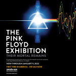 The Pink Floyd Exhibition: Their Mortal Remains – Now Available Through January 9th