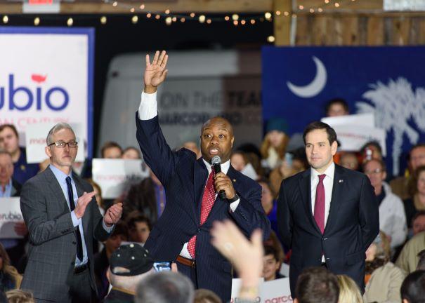South Carolina Senator Scott: Democrats Behind Police Reform Failing