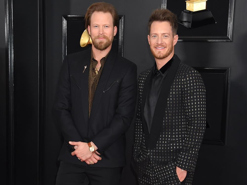 Tyler Hubbard & Brian Kelley of Florida Georgia Line Commit $1,000 to 117 FGL House Employees