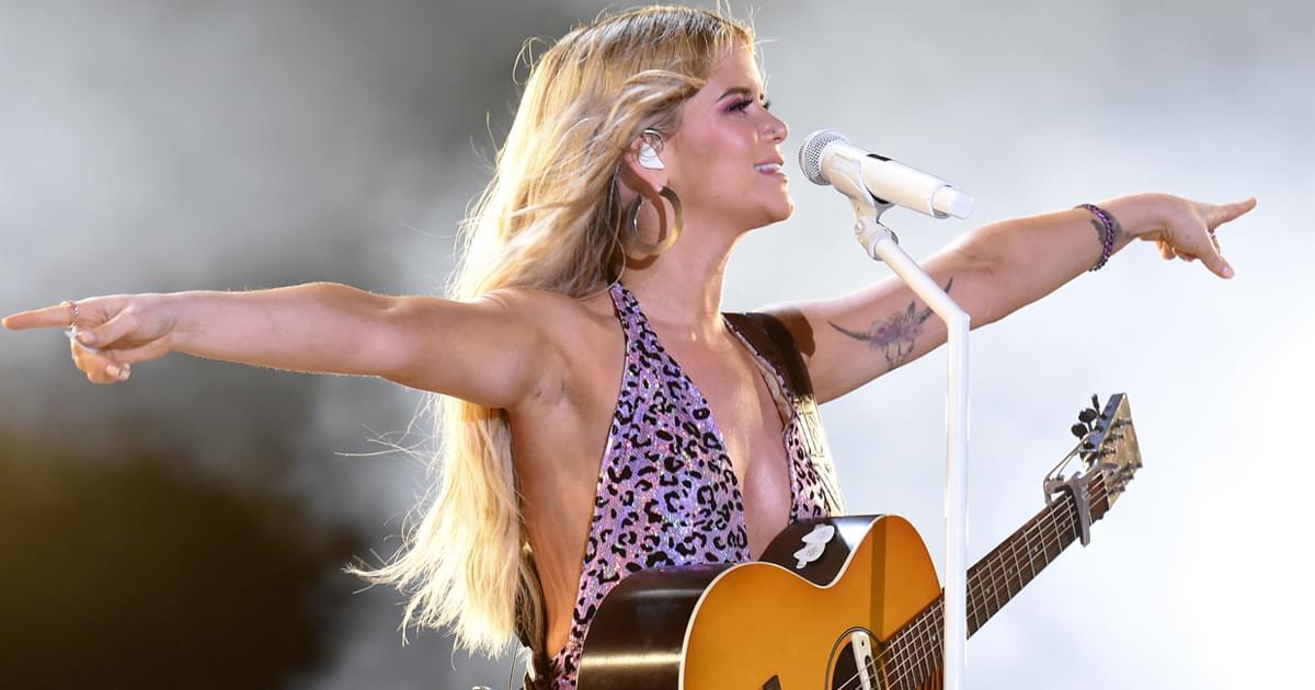 "Maren Morris' ""The Bones"" Tops the Billboard Hot Country Songs Chart for 18th Week"