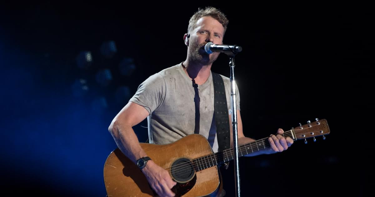 """Dierks Bentley Is Back With New Single, """"Gone"""" [Listen]"""