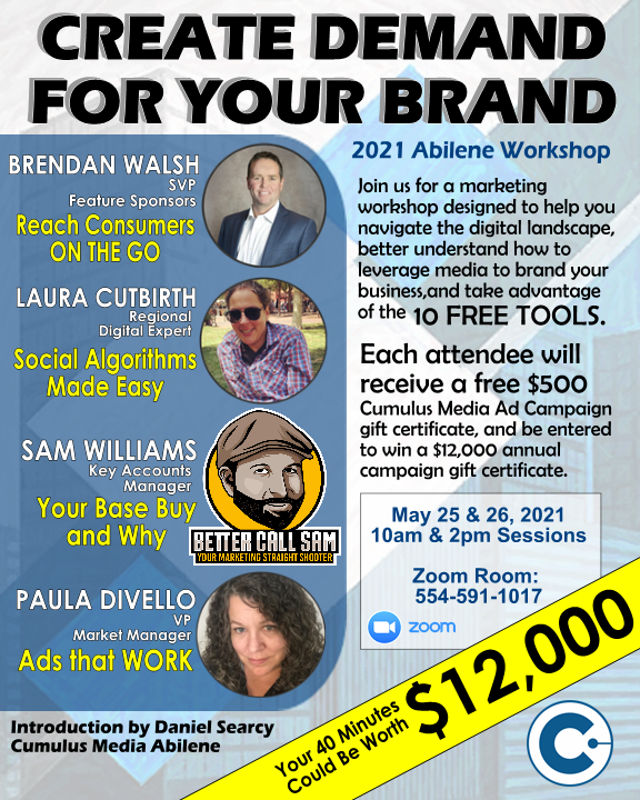 Create Demand for Your Brand