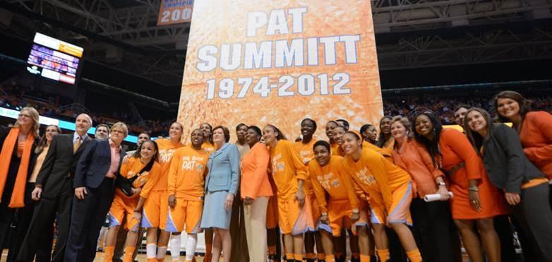 Accomplishments and history of Pat Summitt