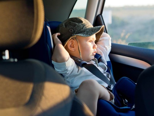 Statistics Serve As Reminder To Not Leave Children In Vehicles During Summer Heat