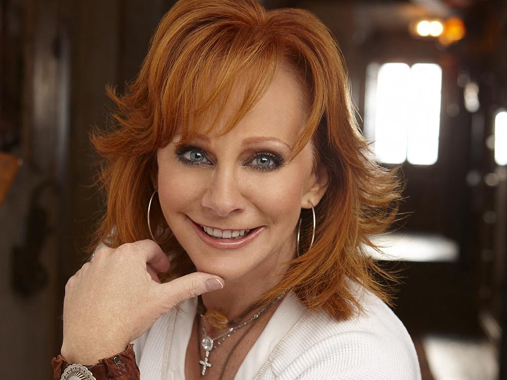 Reba McEntire Shows Off Her New Goods
