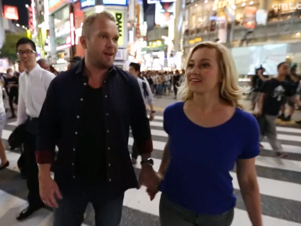 "Watch Kellie Pickler Take Over Tokyo on New Episode of ""I Love Kellie Pickler"""