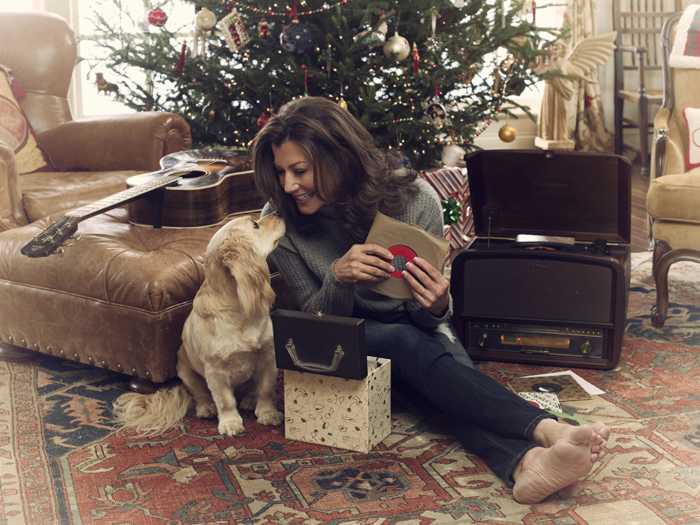 "It's Beginning to Look a Lot Like a ""Tennessee Christmas"" for Amy Grant"