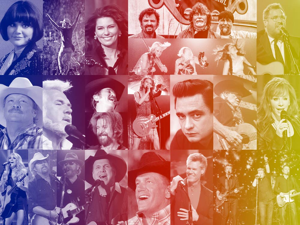 The 20 Top-Selling Country Acts of All Time: Who's Bringing Home the Bacon . . . And Frying It Too?
