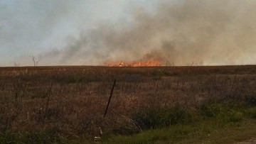 Clay County Officials Issue Burn Ban