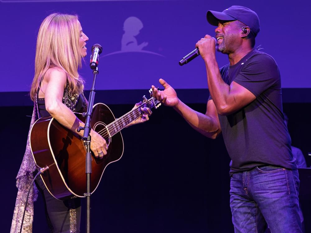 Darius Rucker & Friends Help Raise $425,000 for St. Jude With 2019 Concert & Golf Tourney