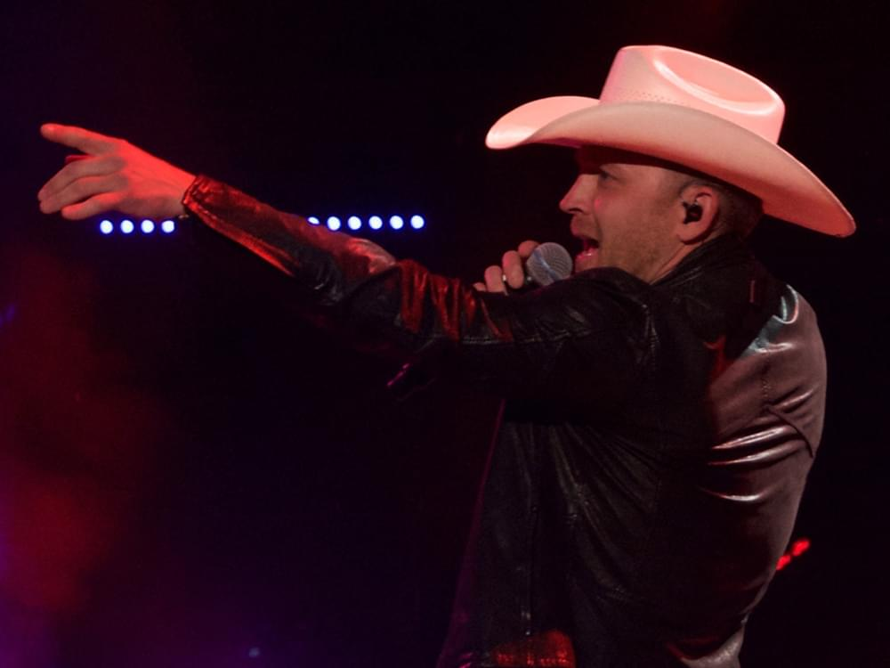 """Justin Moore Drops Spirited New Single, """"Why We Drink"""" [Listen]"""