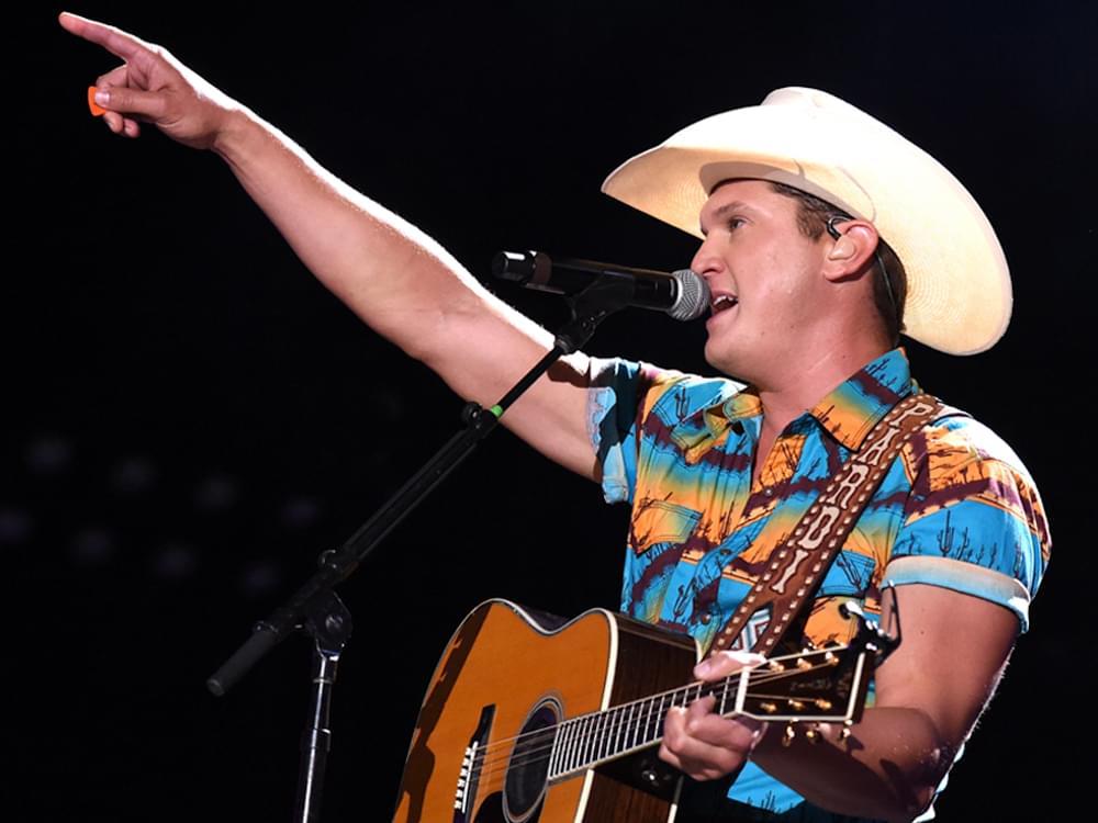 "Listen to Jon Pardi's Rowdy New Single, ""Ain't Always the Cowboy"""