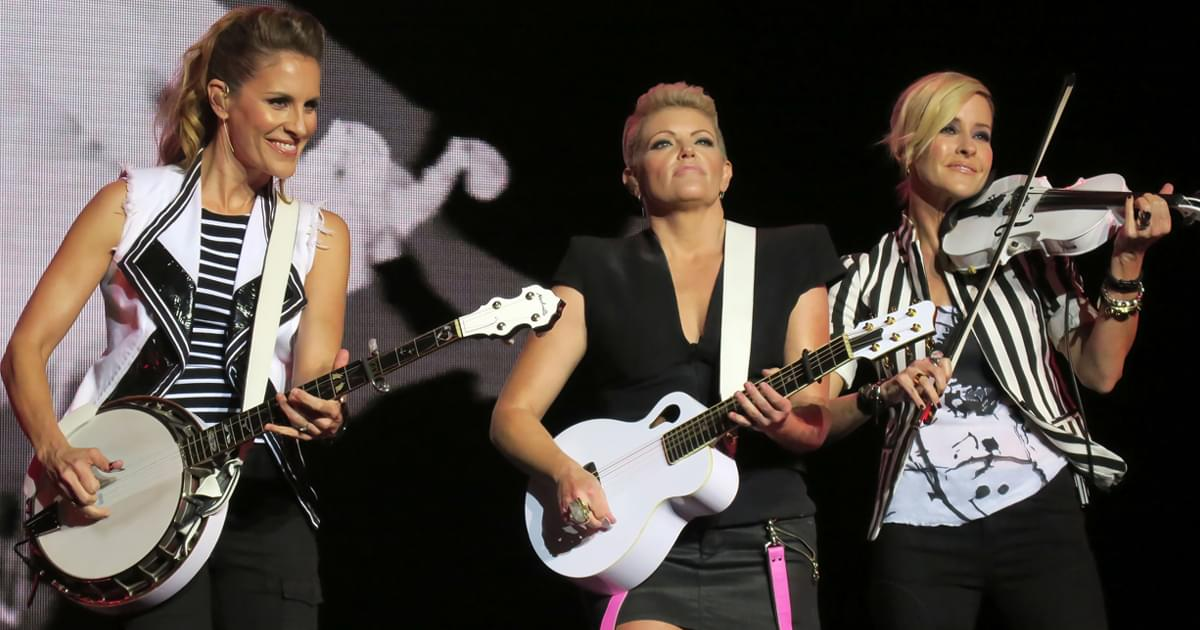 "The Dixie Chicks Change Name to ""The Chicks"""