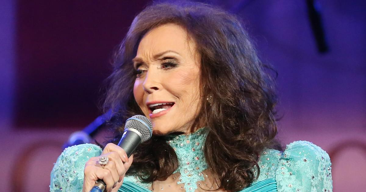 Bronze Statue of Loretta Lynn Unveiled at Ryman Auditorium