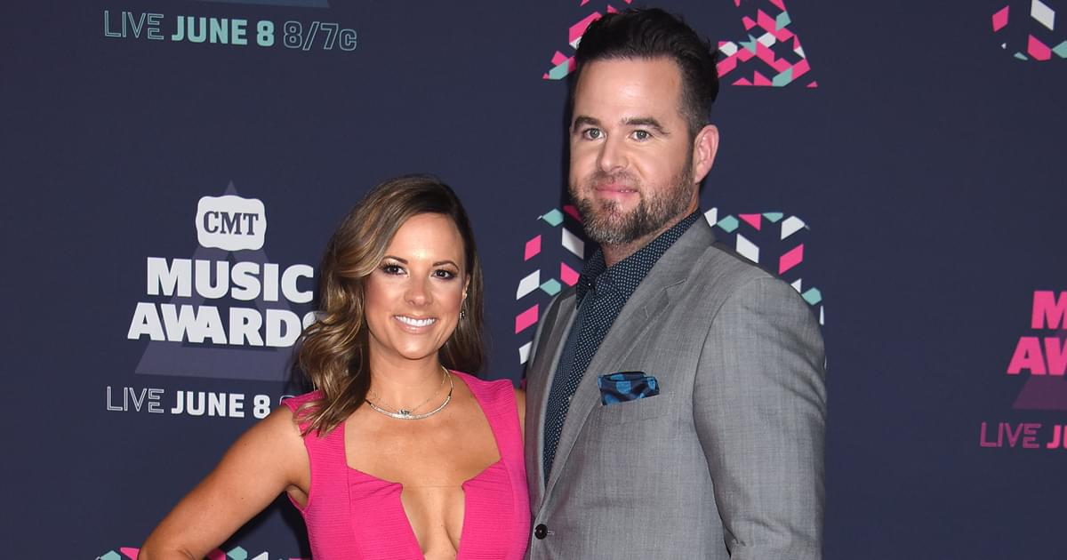 David Nail & Wife Catherine Welcome Baby Girl