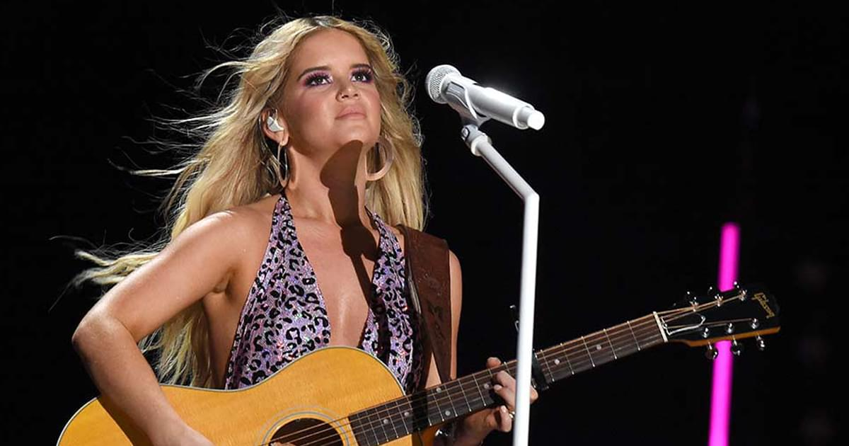Maren Morris Wins 3 CMA Awards for Female Vocalist, Single & Song of the Year