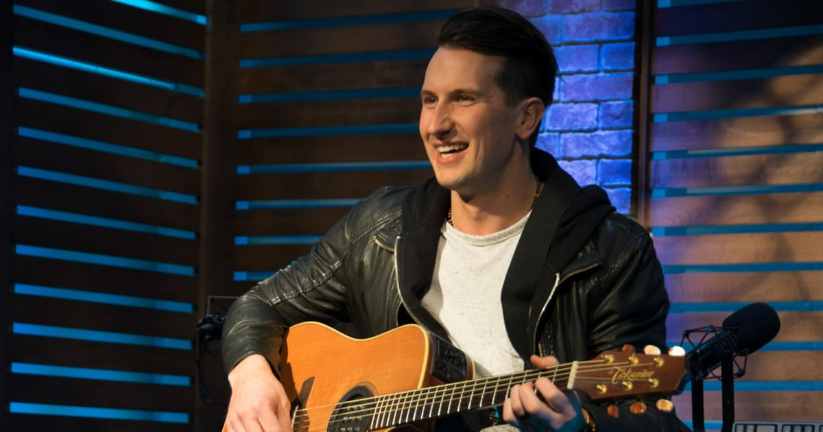 Russell Dickerson Freaks Out About His Second Week at Number-One