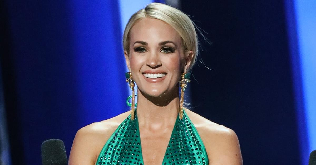 """Watch Carrie Underwood's Beautiful Rendition of """"O Holy Night"""" on """"The Tonight Show"""""""