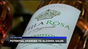 Texas Representative Proposes Bill That Could Change Alcohol Sales