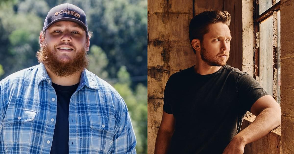 """Jameson Rodgers & Luke Combs Debut """"Cold Beer Calling My Name"""" Music Video"""
