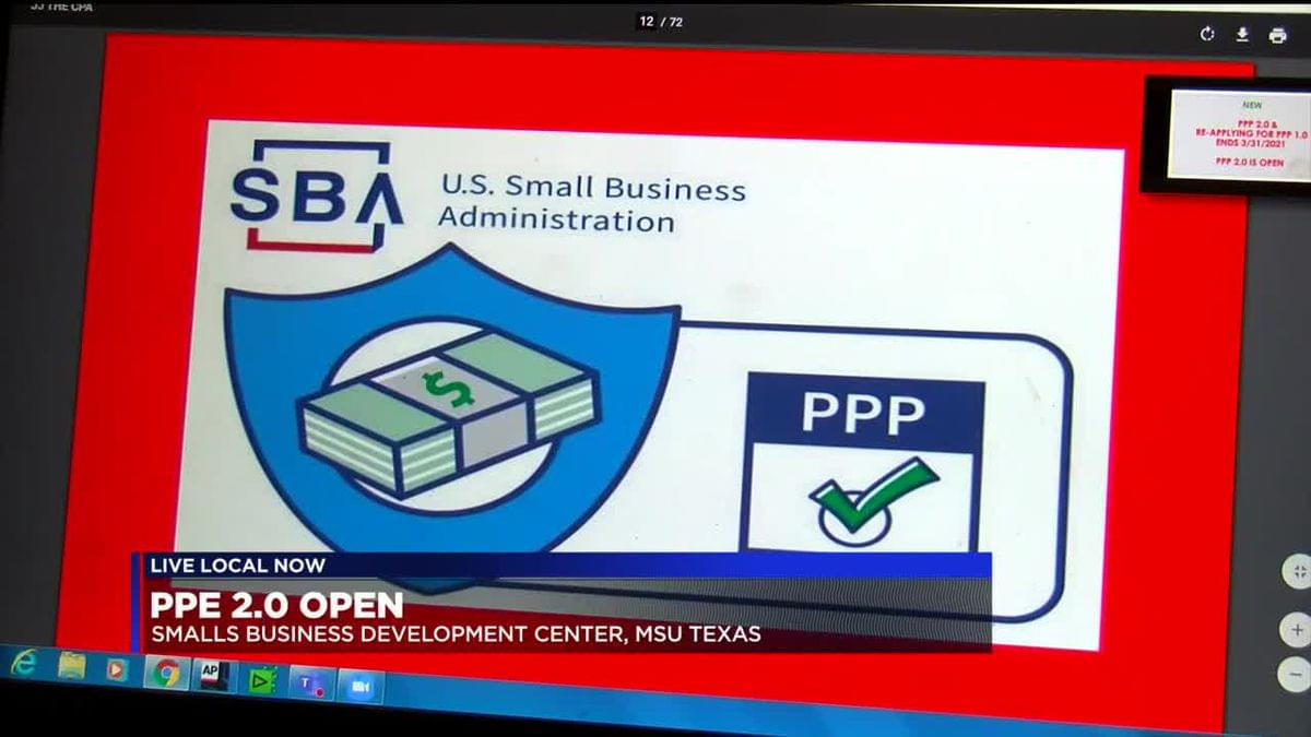 PPP Federal Aid Program Opens For Small Businesses