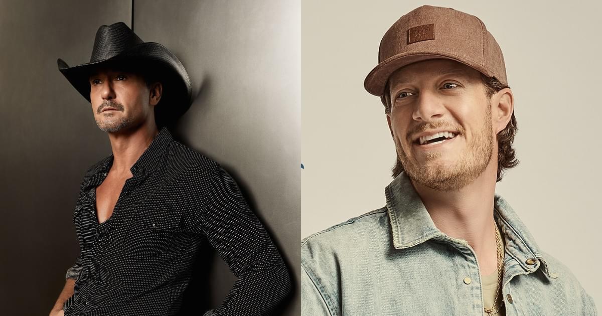 "Tim McGraw & Tyler Hubbard Share Director's Cut of ""Undivided"" Music Video"