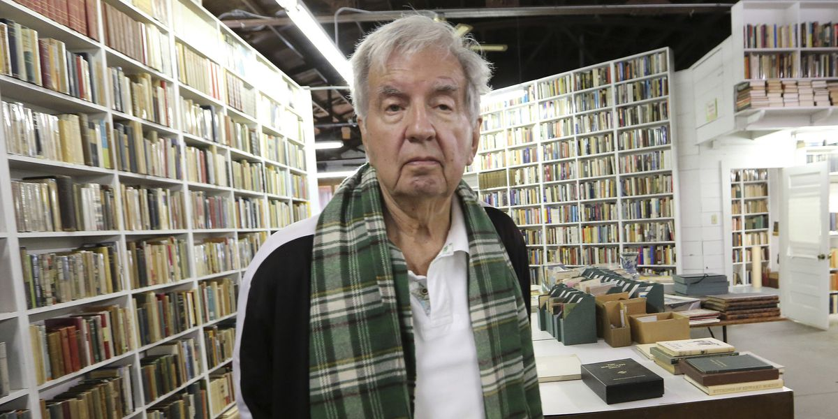 Pulitzer-Prize Winning Author And Archer City Native Larry McMurty Dead At 84