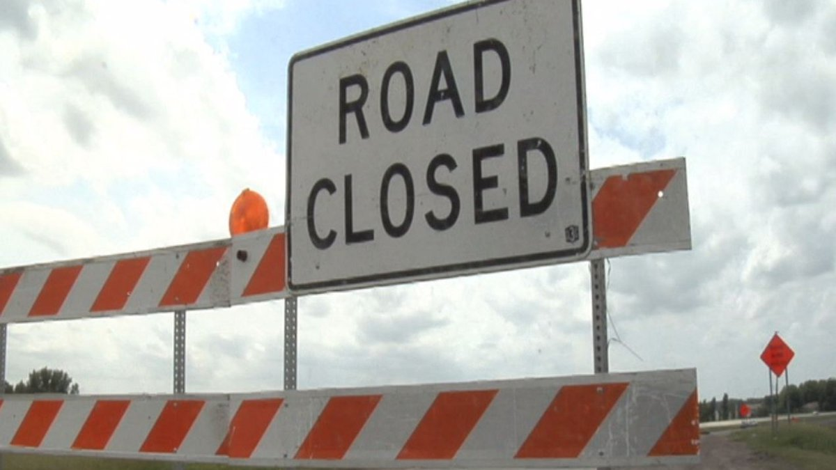 Section Of FM1954 To Close Friday For Construction