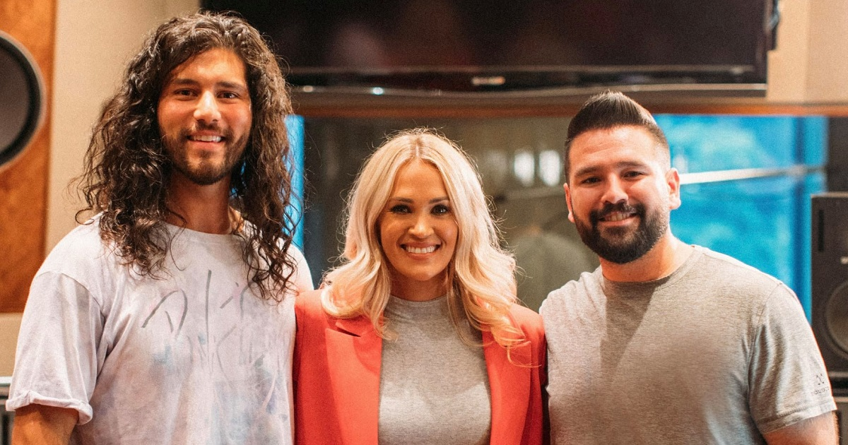 Dan + Shay and Carrie Underwood Collaborate for Dear Evan Hansen Soundtrack