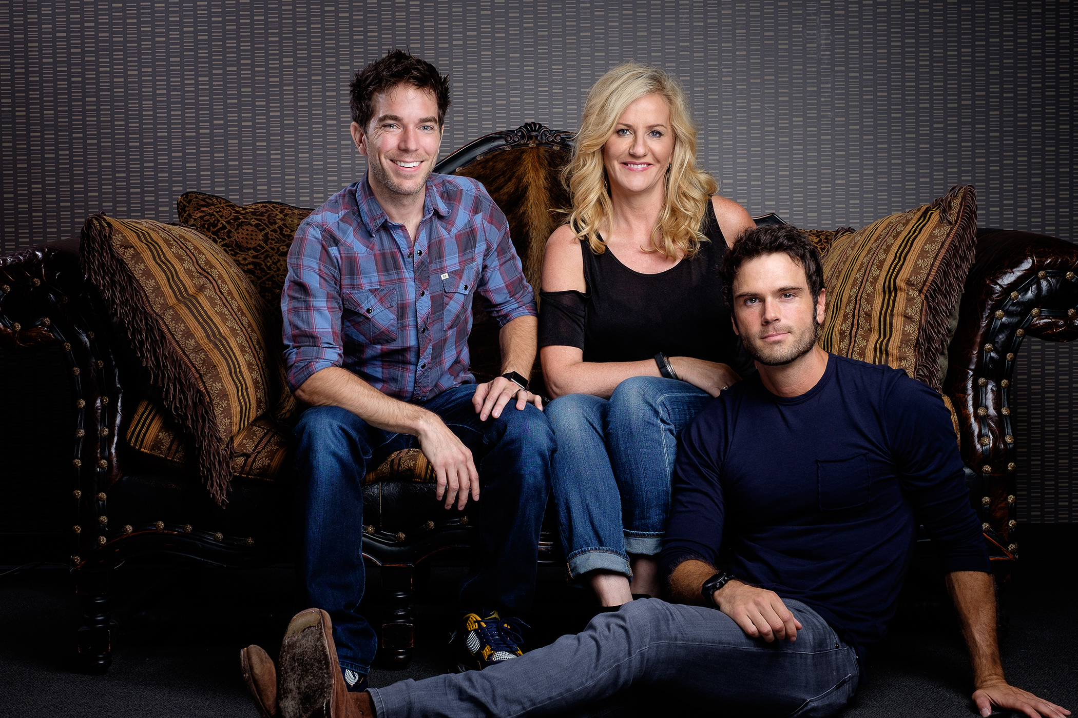 "New Addition Ty Bentli Joins Kelly Ford and Chuck Wicks on ""America's Morning Show"""