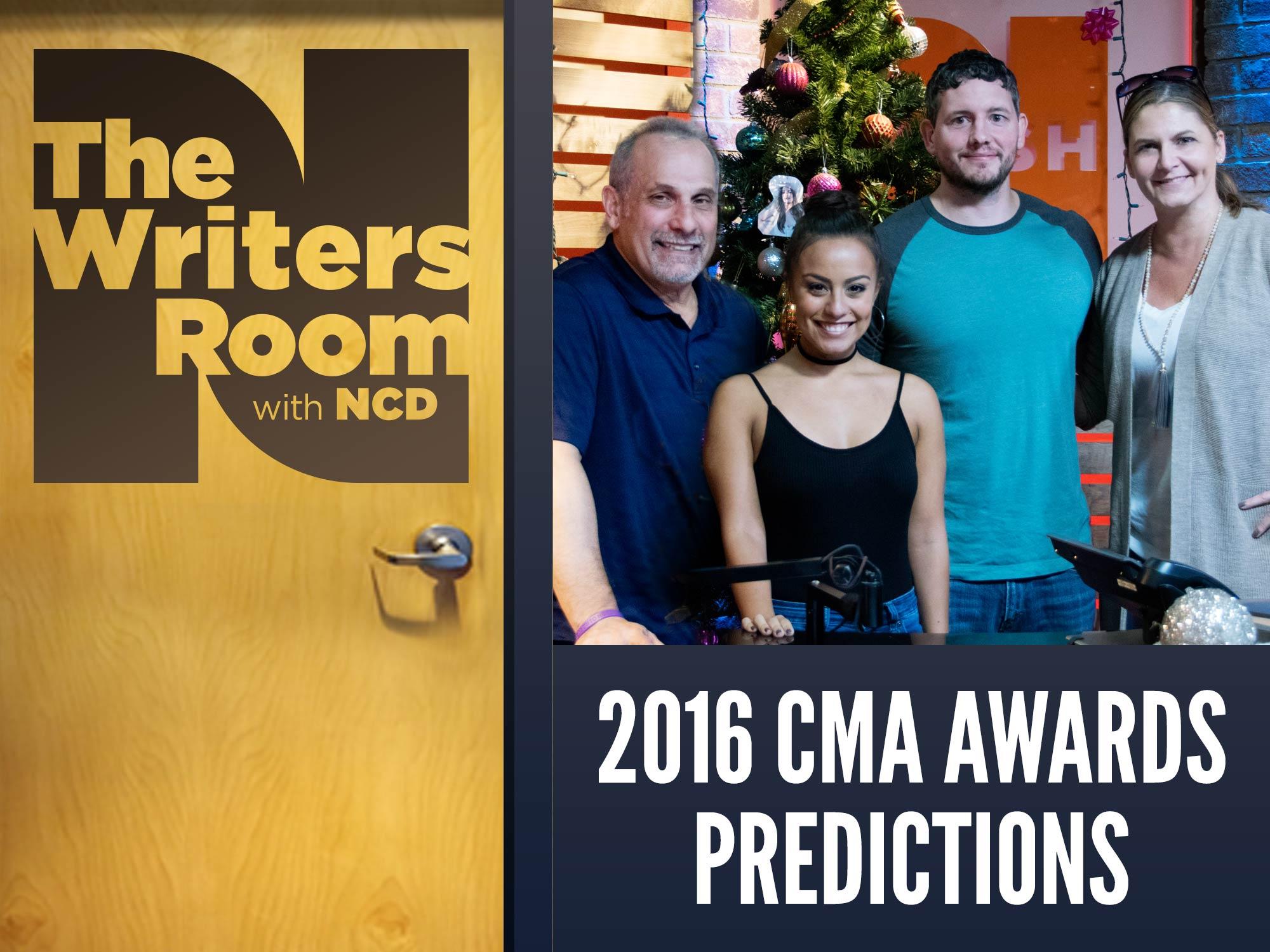 2016 CMA Awards Predictions