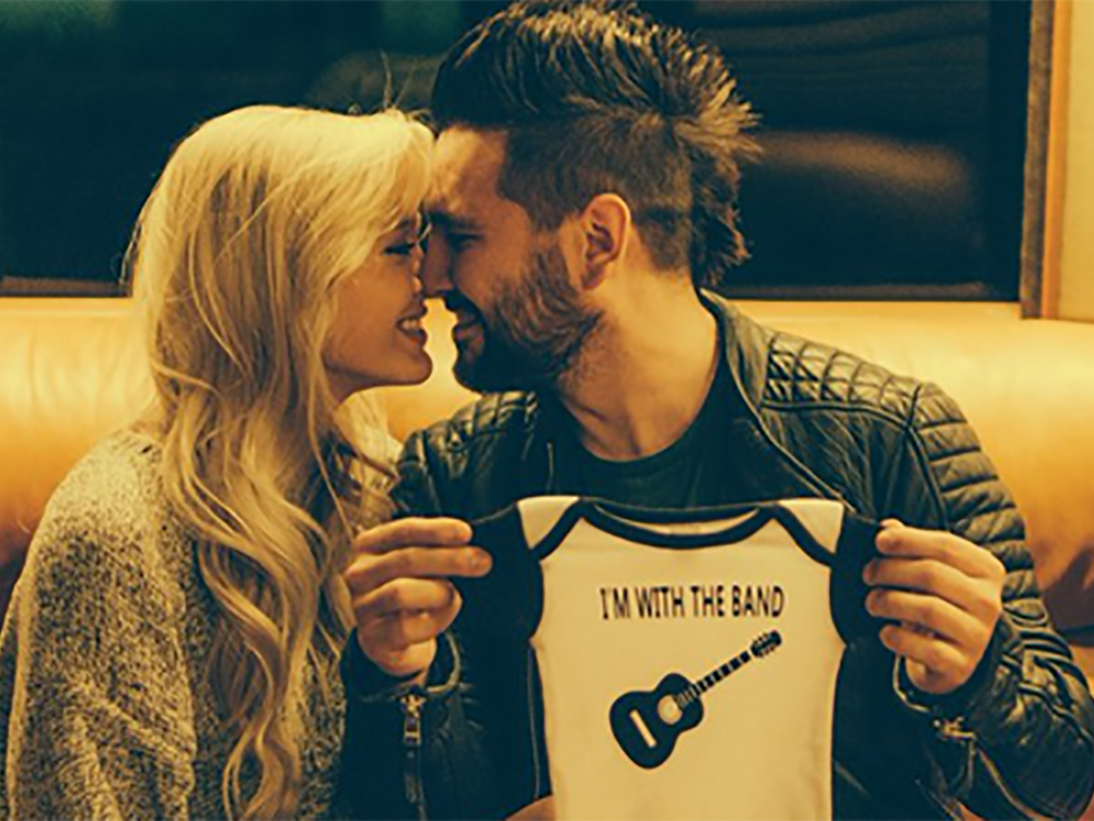 Dan + Shay's Shay Mooney and Fiance Expecting Their First Child