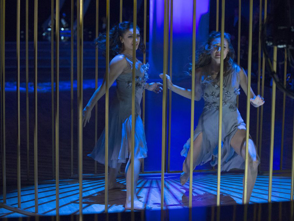 """Jana Kramer Dances Her Way to Two Perfect Scores on """"Dancing With the Stars"""""""
