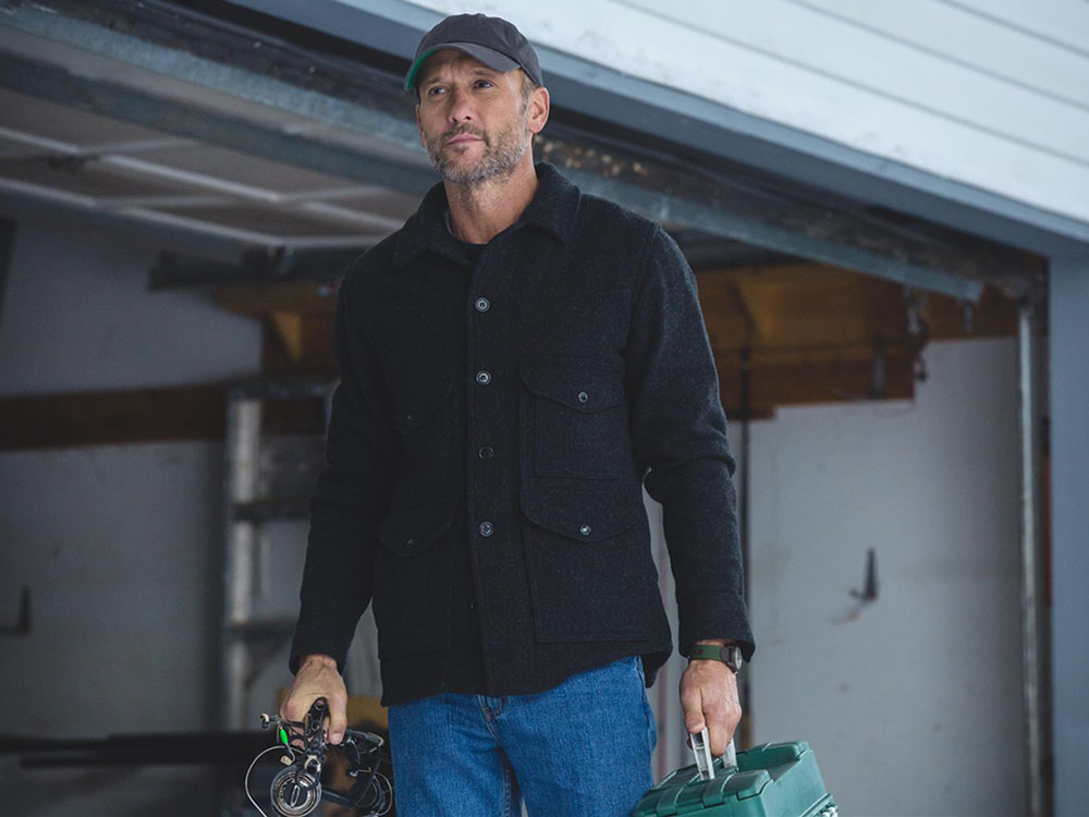 """Tim McGraw Takes on New Role in Faith-Based Movie, """"The Shack"""" [Watch Trailer]"""