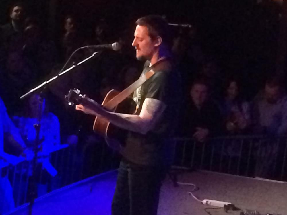 Sturgill Simpson Reveals COVID-19 Diagnosis