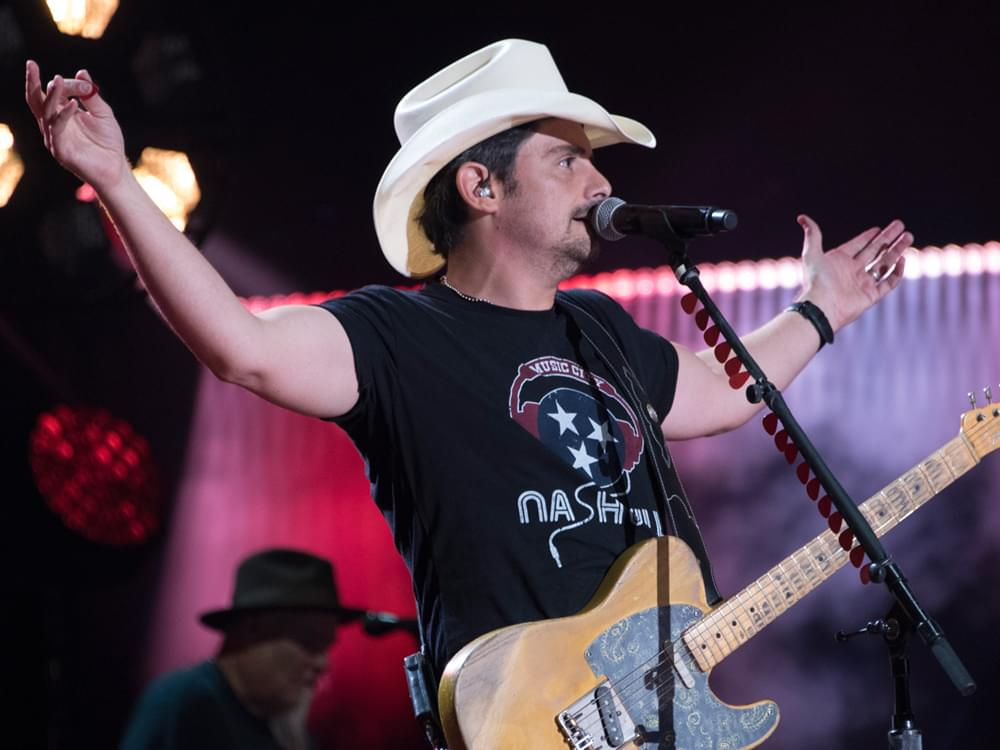 """Watch Brad Paisley and Lady Antebellum Play More Than 20 Hits During 2-Hour """"Bud Light Seltzer"""" Concert"""