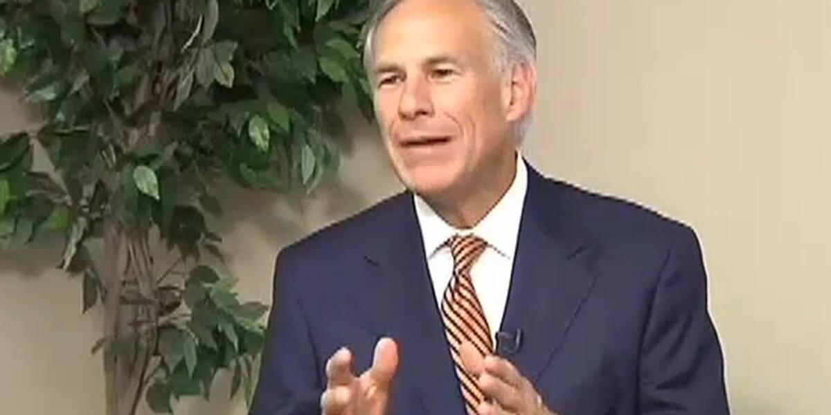 Gov. Abbott Issues Executive Order Requiring Face Coverings