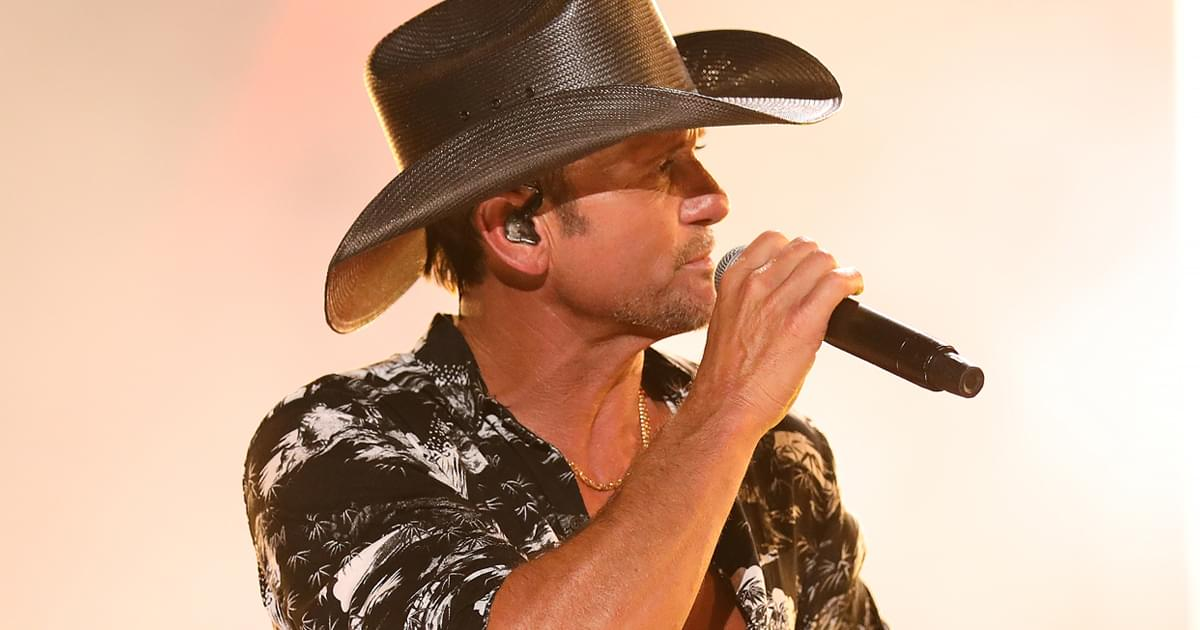"Watch Tim McGraw's Scenic New Lyric Video for ""Here On Earth"""